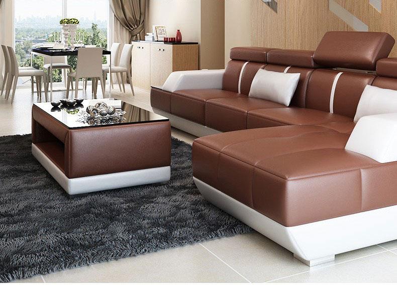 Sofa cao c p qu n g v p for Muebles de sala modernos y elegantes