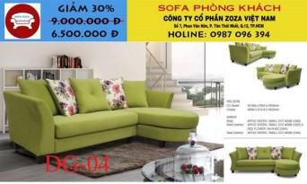 Sofa giá rẻ khuyến mãi đón tết tại Quận 12 HCM