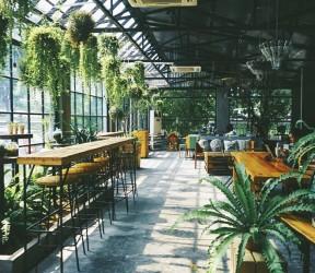 Tư vấn thiết kế thi công nội thất quán cà phê trọn gói