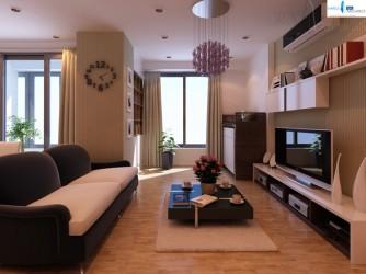 Thi công nội thất chung cư ngày càng phát triển?? Vì sao??