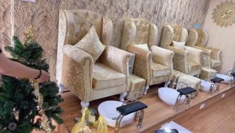 Những mẫu ghế nail giá rẻ, chất lượng bán chạy nhất tại TP.HCM