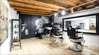 Mang đến cái đẹp mới lạ nhất cho không gian thiết kế nội thất tiệm làm tóc của bạn