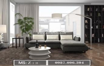 Nhà đẹp với sofa mini