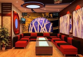 Xu hướng thiết kế nội thất quán KARAOKE sang trọng hút khách