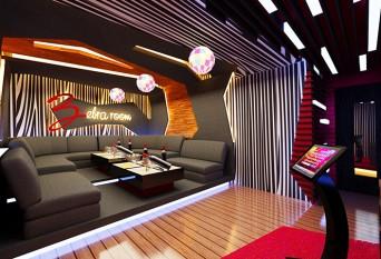 sofa karaoke đón tết Đinh Dậu 2017