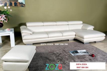Sofa cao cấp mẫu mới