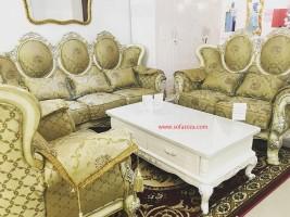 Sofa Cổ Điển 22