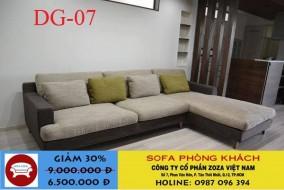 sofa giá rẻ DG-07
