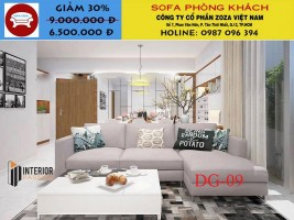 sofa giá rẻ DG-09