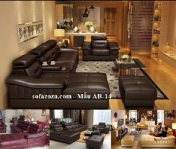 Sofa cao cấp mẫu mới 124