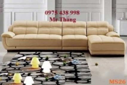 Sofa cao cấp mẫu mới 125