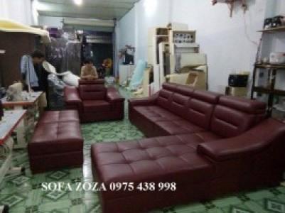 Sofa cao cấp mẫu mới 128