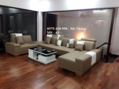 Sofa cao cấp mẫu mới 131
