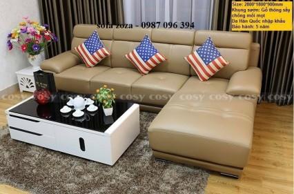 Sofa cao cấp mẫu mới 55