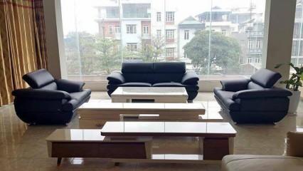 Sofa cao cấp cho biệt thự sanh chảnh
