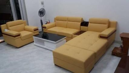 Sofa cao cấp mùa mới nhất