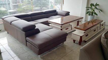 Sofa cao cấp thiết kế mới