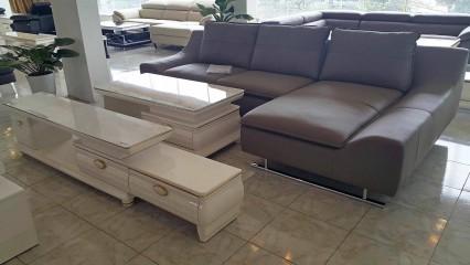 sofa cao cấp nhỏ xinh xắn