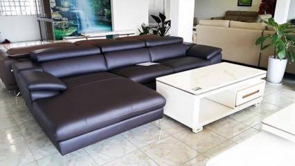 Sofa cao cấp phong cách mới