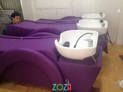 Giường gội đầu mẫu đẹp giá rẻ