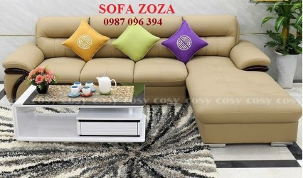 Sofa cao cấp mẫu mới 01