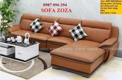 Sofa cao cấp mẫu mới 05