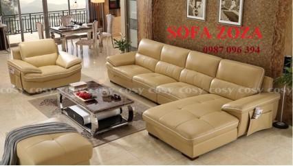 Sofa cao cấp mẫu mới 07