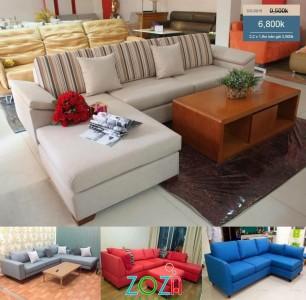 Sofa giá rẻ tại Quận 6
