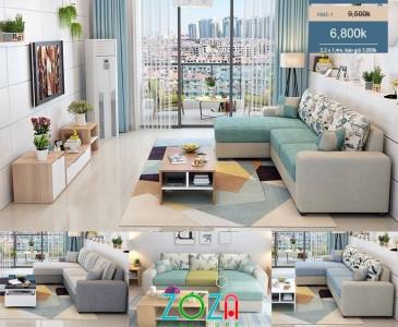 Sofa giá rẻ đẹp khuyến mãi