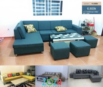 Sofa phòng khách giá rẻ giảm giá