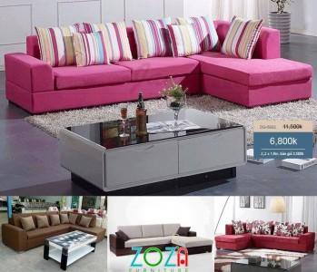 Sofa Góc L giá rẻ  tại Quận 1
