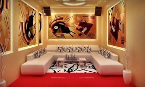 Sofa Karaoke 6