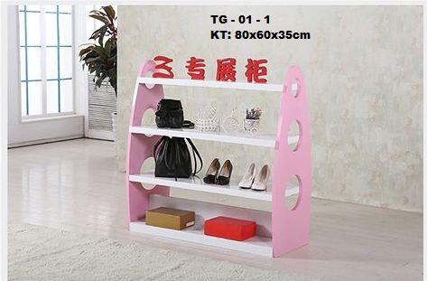 Giá giày Hàn Quốc - 01