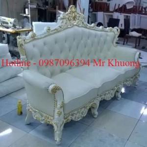 sofa tân cổ điển mẫu 22