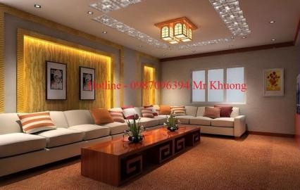 sofa karaoke mẫu 10
