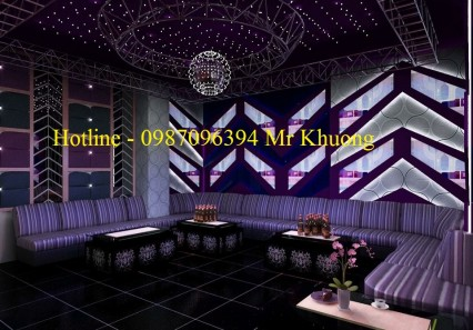sofa karaoke mẫu 11