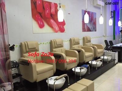 ghế nail cao cấp 033